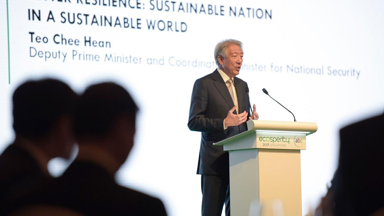 The four pillars of singapores sustainable development success malvernweather Choice Image